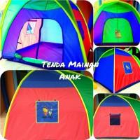 Tenda mainan anak murah ukuran 1,4 M