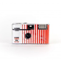 Ilford Disposable Camera XP2 iso 400 ( Black & White)