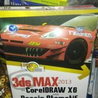 Harga 3ds max 2013 coreldraw x6 untuk desain otomotif wahana   WIKIPRICE INDONESIA