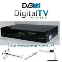 Jual Set Top Box DVB T2 Venus Cabai Rawit GRATIS HDMI Murah