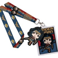 Funko POP! Lanyard Movies Wonder Woman - Wonder Woman