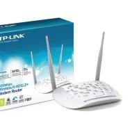 TP-LINK TD-8961N Wireless N ADSL2 300mbps Modem Router Speedy