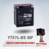 Yuasa Aki Motor YTX7L-BS MF
