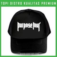 Topi Justin Bieber 2 Trucker Baseball Snapback JUB02 Distro