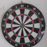 Jual Real Pic Papan Dart / Dart Game Kecil Murah