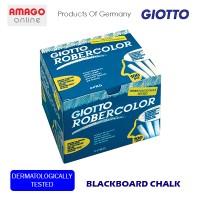 GIOTTO BLACKBOARD CHALK - 100 PCS - WHITE - (KAPUR TULIS) - 538800