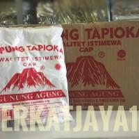 Murah TEPUNG TAPIOKA Cap Gunung Agung 500 Gram Halal Sagu