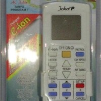 REMOTE/ REMOTE AC JOKER MULTI/ REMOT AC PANASONIC & NATIONAL