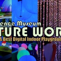 Tiket Artscience : Future world dewasa+Gardens by the bay@OCBC skyway