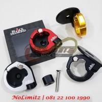 Hook Gantungan Barang Lipat Black Diamond NMAX Aerox 155 Vario Beat