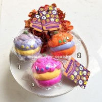 helloween creampuff Squishy License by sammy the patissier (ORI JEPANG