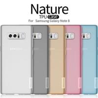 Soft Case Nillkin Samsung Galaxy Note 8 2017 TPU Nature Series