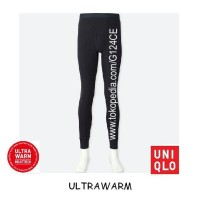 CELANA LONGJOHN PRIA UNIQLO HEATTECH Ultra Warm Tights 400231 NAVY