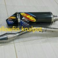 Knalpot KLX custom FMF