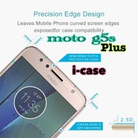 Motorola moto G5S Plus tempered glass clear