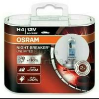 OSRAM NBR UNLIMITED H4 60/55 12V