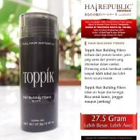 Jual Toppik Hair Building Fibers (Fungsi 100% sama seperti Caboki) 27.5 Gr Murah