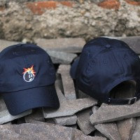 Jual Topi Dad Hat THE HUNDREDS NAVY LIMITED Murah