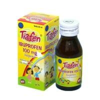 TIAFEN Syrup Obat demam Anak Ibuprofen 100ml
