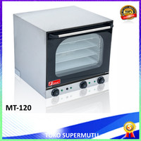 Mesin Gas Oven MT-120 Convection Oven / Mesin Panggang  Mini