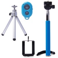 Tongsis Remote, Selfie Tripod Monopod Controller For Iphone
