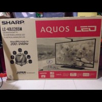 SHARP Aquos LC-40LE265M LED TV [40 Inch]
