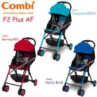 COMBI F2 Plus AF Stroller Anak Premium