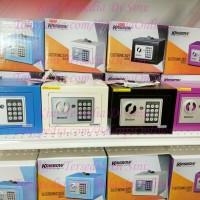 CASH BOX SANDI NOMOR TOMBOL CELENGAN ELECTRONIC SAFE MONEY KOTAK UANG