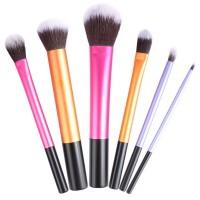 Set Kuas MakeUp 6pcs 6 pcs Professional Techniques Make Up Brush