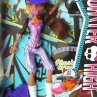 Monster High Ghoul Sports Clawdeen Wolf Doll Original Mattel
