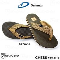 Sandal Daimatu Pria Chess | 9011-CHS