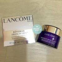 Lancome Renergie French Lift Retightening Night Cream