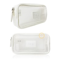 EXCLUSIVE SK II SK-II Pouch White Putih Cosmetic Makeup LIMITED
