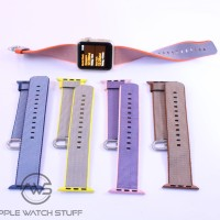 Apple watch Woven nylon Strap/band 42mm and 38mm series 2 color