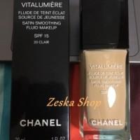 Chanel Vitalumiere Satin Smoothing Fluid