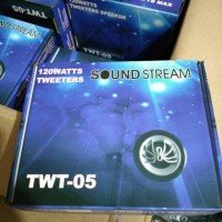 TWEETER SOUNDSTREAM / TWEETER SOUND STREAM