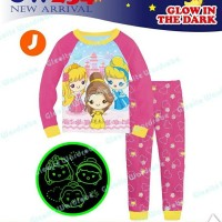 Piyama anak Princess GW 254 J - kids