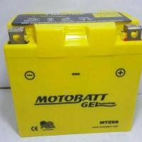 Aki motor Satria FU 150 Motobatt MTZ6S AKI GEL