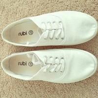 RUBI SHOES WHITE