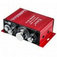 Kinter power amplifier 12v dc