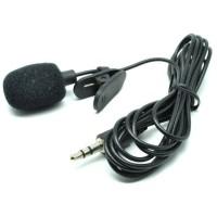 Harga murah microphone 3 5mm dengan clip for smartphone laptop tablet | antitipu.com