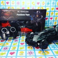 Mobil Remot Kontrol Batman/ Mobil Vehiclem/ Mobil Avengers