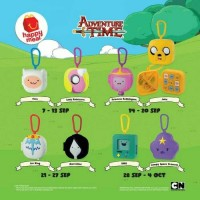 HAPPY MEAL ADVENTURE TIME JAKE