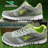 harga Sepatu Diadora Carissa, Light Grey Tokopedia.com