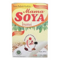 Jual Susu Bubuk Kedelai + Ekstrak Daun Katuk Mama Soya Booster ASI / 200 gr Murah