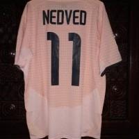 Jersey Juventus 2003/04 Away Player Issue original
