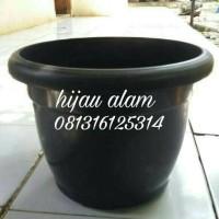 pot plastik ukuran 30 cm