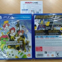 Digimon Story Cyber Sleuth PS4 Region All English