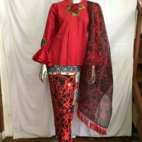 Baju Batik Dayak / Kalimantan
