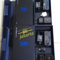 Dus box fullset samsung galaxy S8 / S8 plus